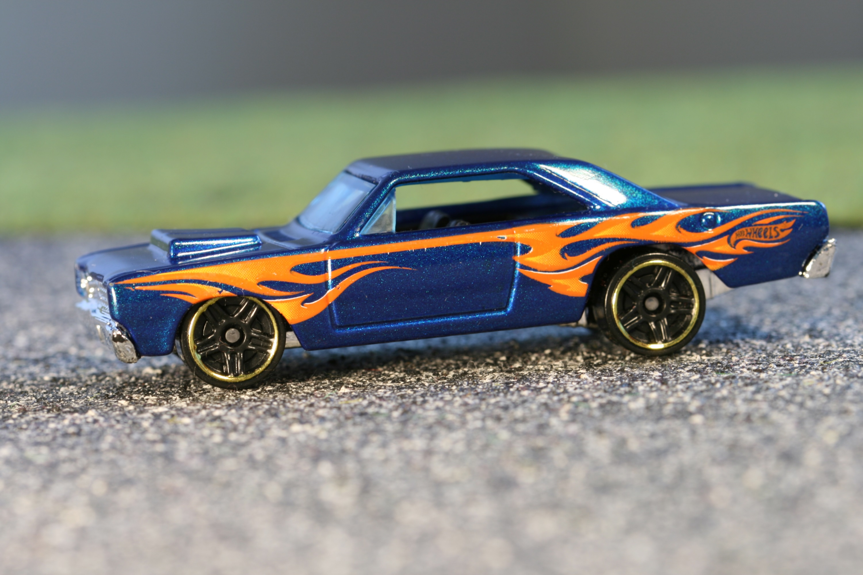 '68 Dodge Dart - Hot Wheels