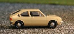 Herpa 024549-002 Alfasud Ti beige
