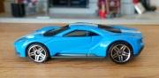 Hot Wheels '17 Ford GT. FJY04