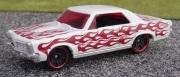 Hot Wheels '65 Pontiac GTO. DHR14