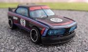Hot Wheels '73 BMW 3.0 CSL Race Car. DHX63