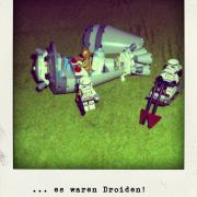 Brick Star Wars 9490 - Droid Escape