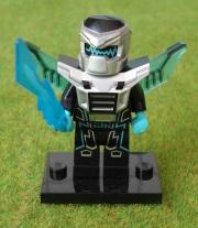 Brick 71011 Laser-Mech Minifigures Serie 15