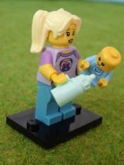 Brick 71013 Babysitterin
