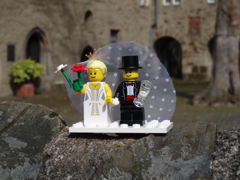 Frisur Beim Mann Wichtig Lego Hochzeitspaar