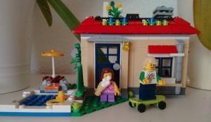 LEGO® Creator 31067 Ferien am Pool
