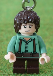 Brick Lord of the Rings 850674 Frodo Baggins