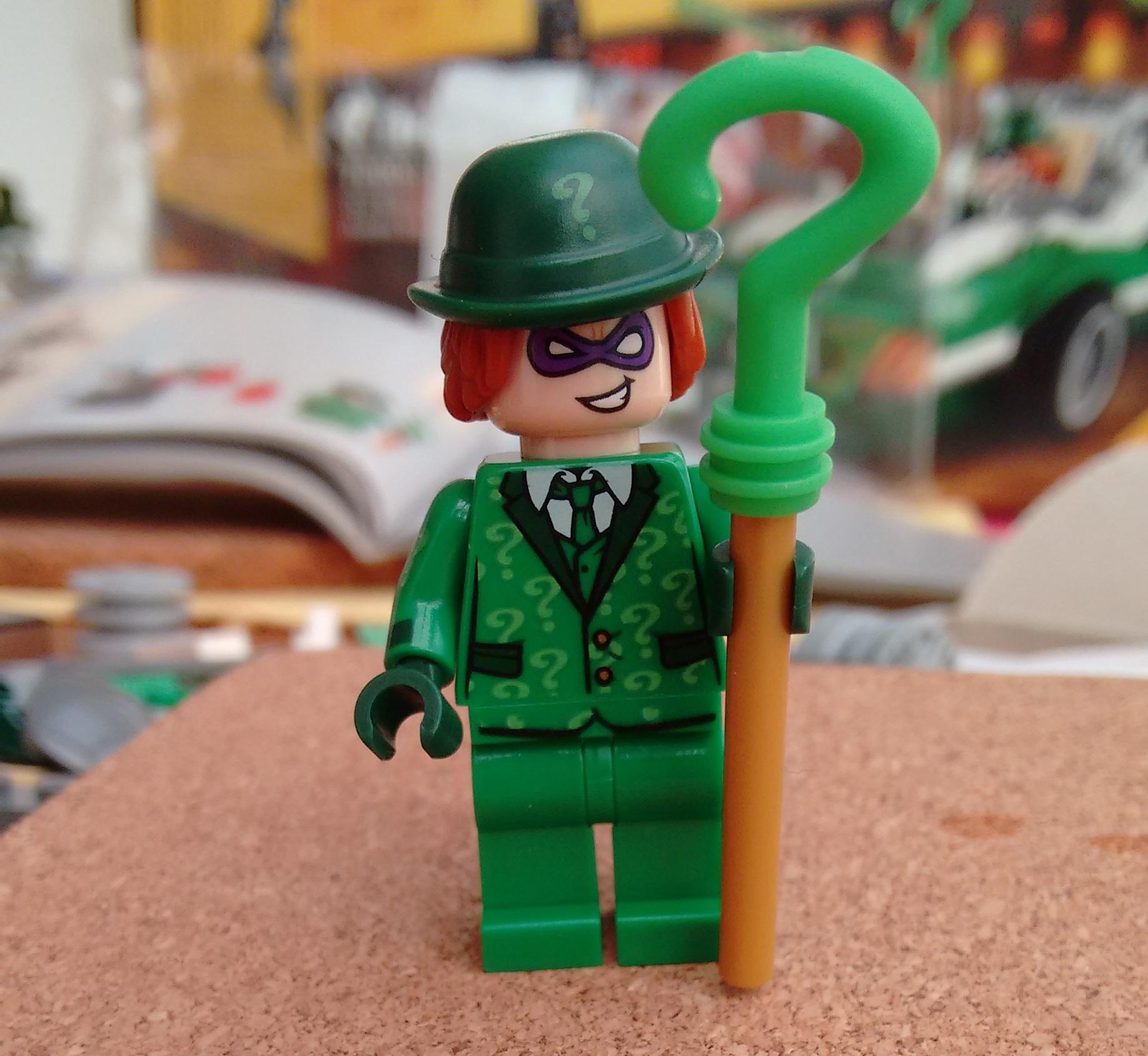 LEGO® THE LEGO® BATMAN MOVIE 70903 The Riddler™ Riddle Racer