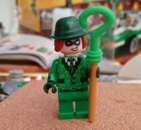 LEGO® THE LEGO® BATMAN MOVIE 70903 The Riddler™ Riddle Racer*