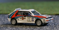 Ricko 129032 Lancia Delta HF Integrale Evo 2, No.1, Martini Racing 1992