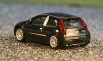 Ricko 38829 Fiat Punto schwarz