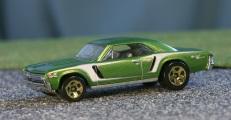 Hot Wheels '67 Chevelle SS 396. V5558